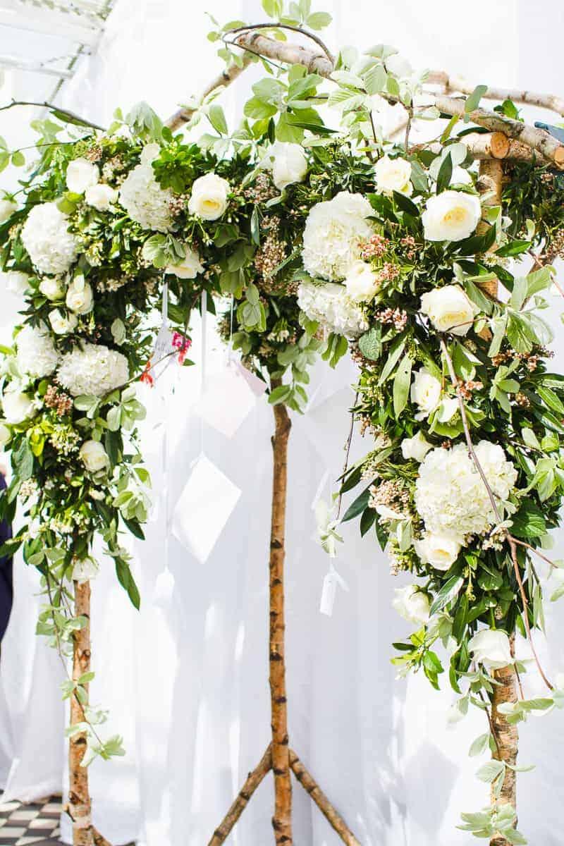 Not On The High Street Wedding Event Bespoke Bride-26