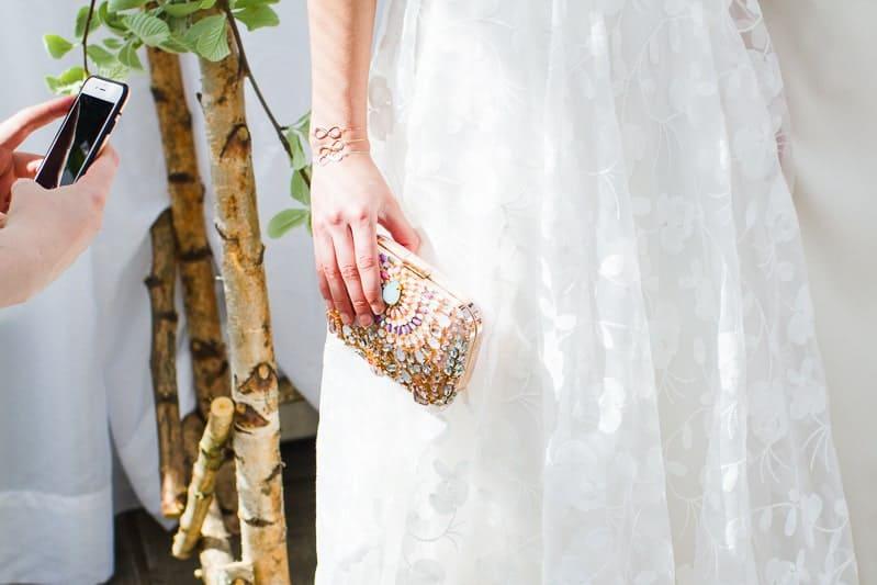 Not On The High Street Wedding Event Bespoke Bride-62