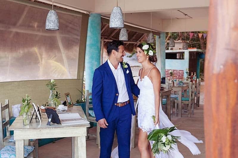 RELAXED BEACH WEDDING IN TULUM (20)