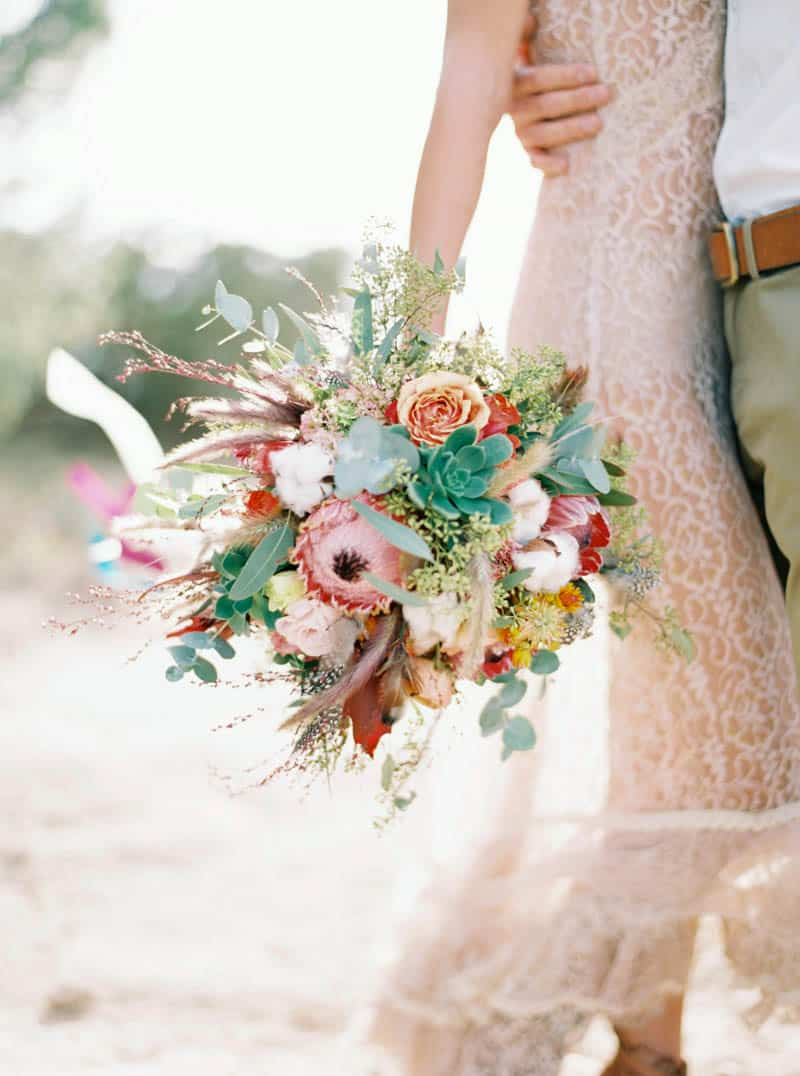 STYLED INSPIRATION AZTEC BOHO CACTUS WEDDING SHOOT IN ES VEDRA IBIZA (12)
