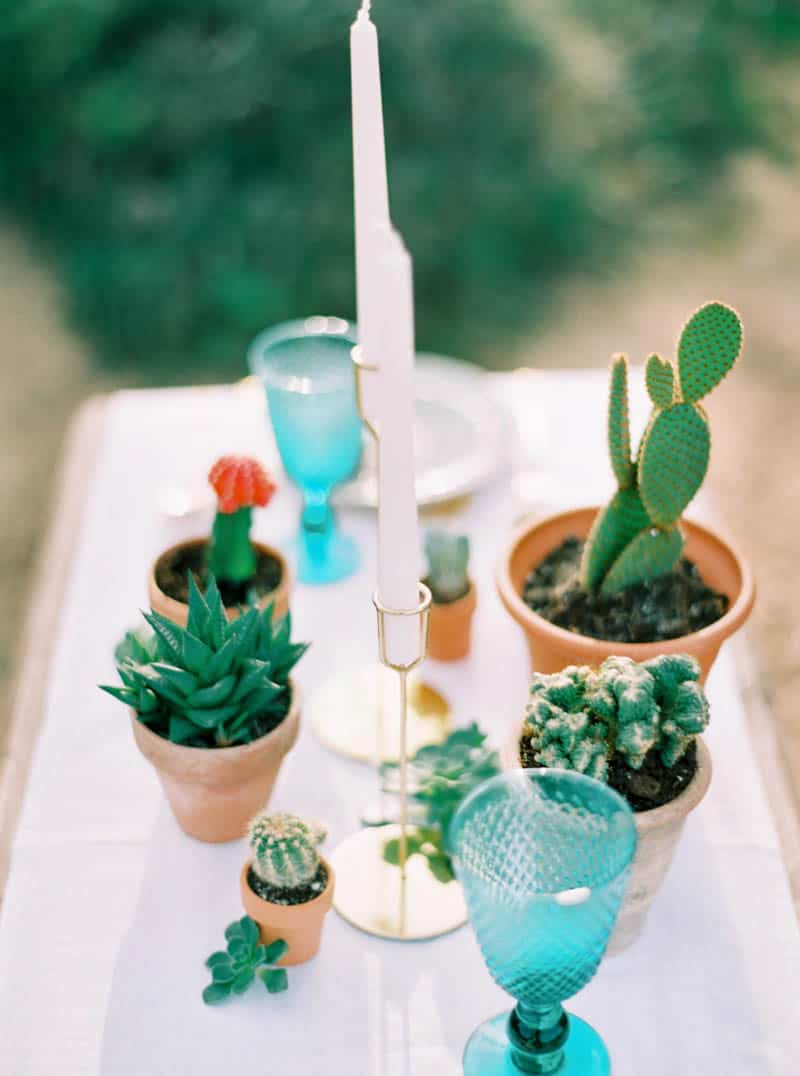 STYLED INSPIRATION AZTEC BOHO CACTUS WEDDING SHOOT IN ES VEDRA IBIZA (16)