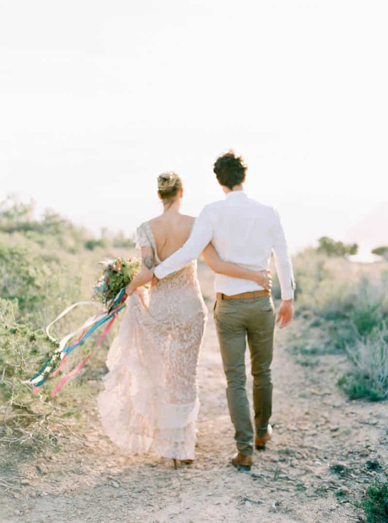 STYLED INSPIRATION AZTEC BOHO CACTUS WEDDING SHOOT IN ES VEDRA IBIZA (21)