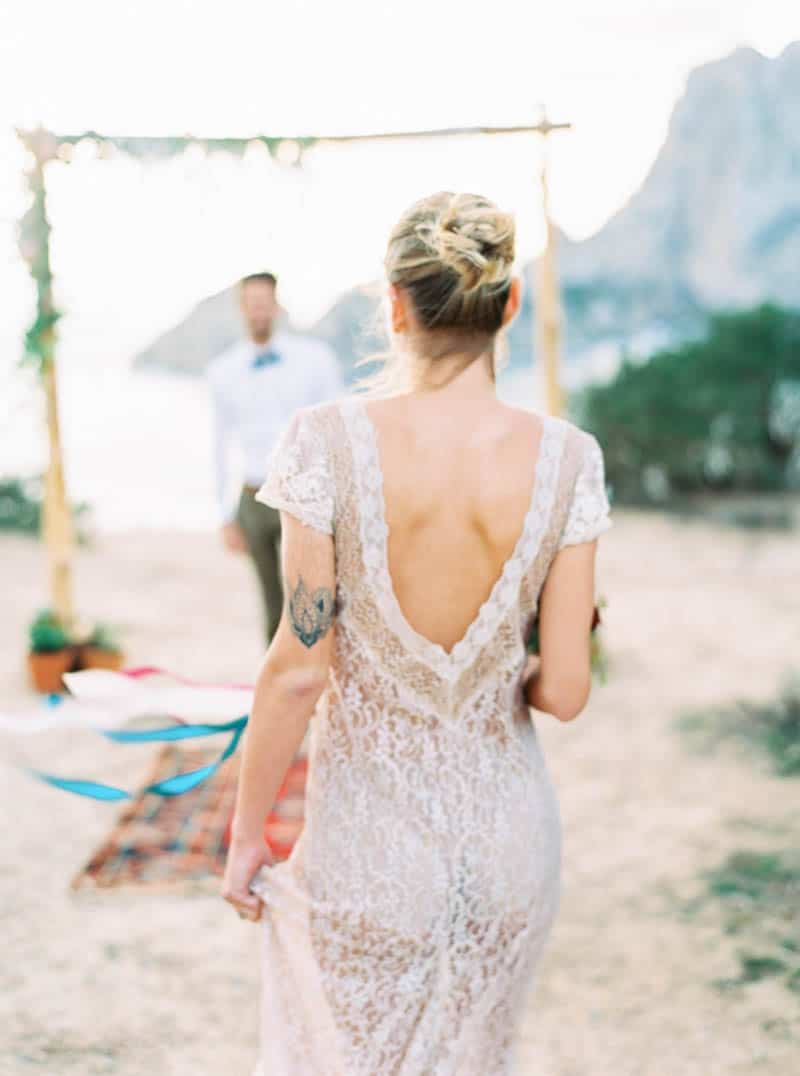 STYLED INSPIRATION AZTEC BOHO CACTUS WEDDING SHOOT IN ES VEDRA IBIZA (24)