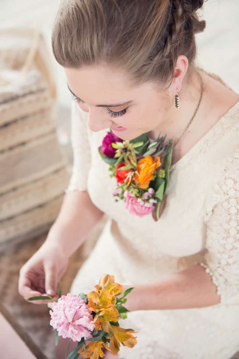 A UNIQUE VIBRANT, COLOURFUL & MODERN BRIDAL SHOWER (12)