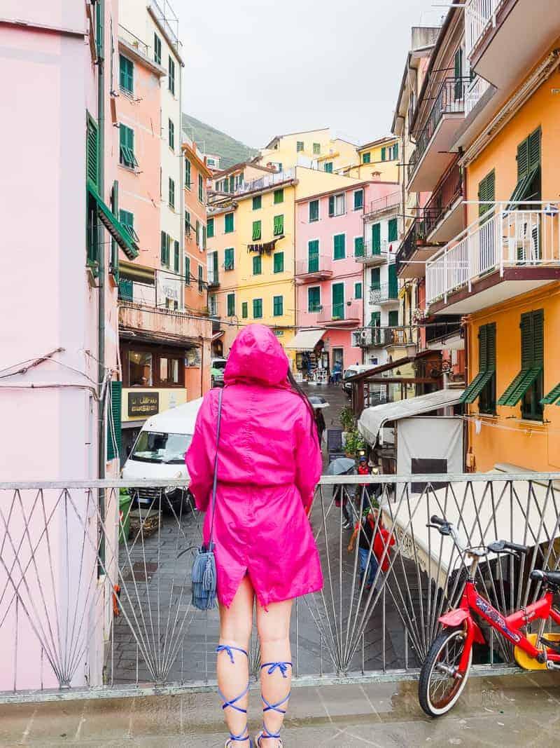 Cinque Terre Travel Guide Train Hiking Italy Information Advice Reccomendation Colourful_-27