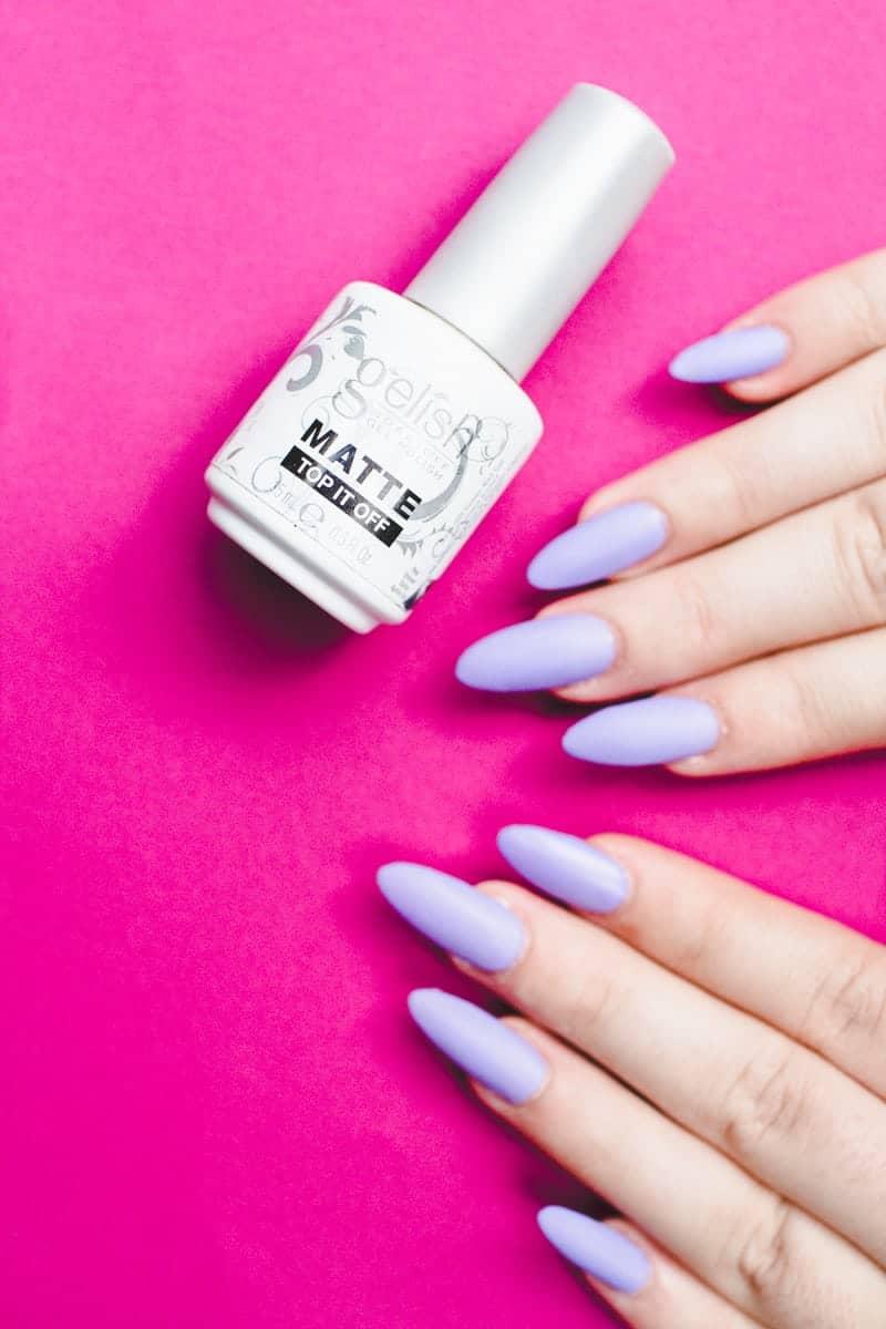 Festival Lace Bridal Nails Lavender Purple Elegant Glastonbury Nail Tutorial_-2