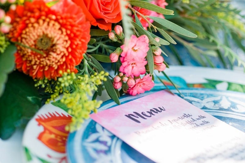 WATERCOLOUR MEXICAN FIESTA INSPIRED WEDDING IDEAS (20)