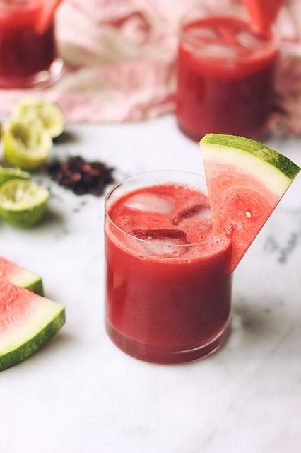 watermelon & Hibiscus Cooler 2