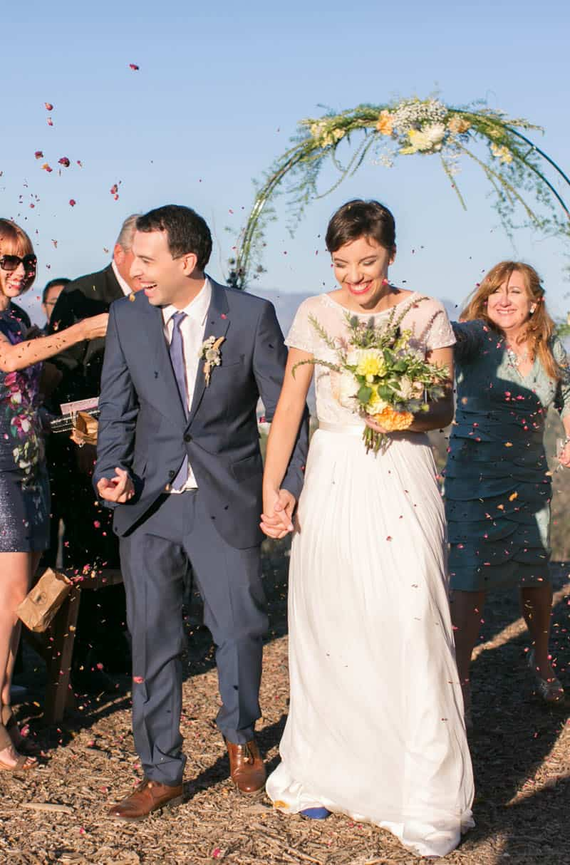 INTIMATE OUTDOOR WEDDING IN CALIFORNIA PLANNED IN JUST 3 MONTHS (29)