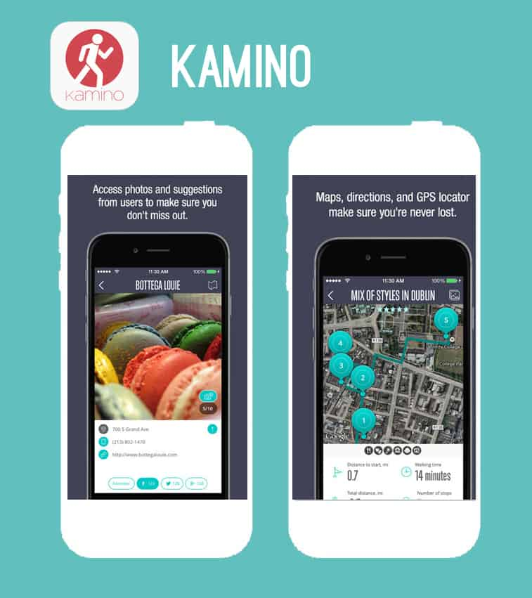 Kamino Honeymoon App