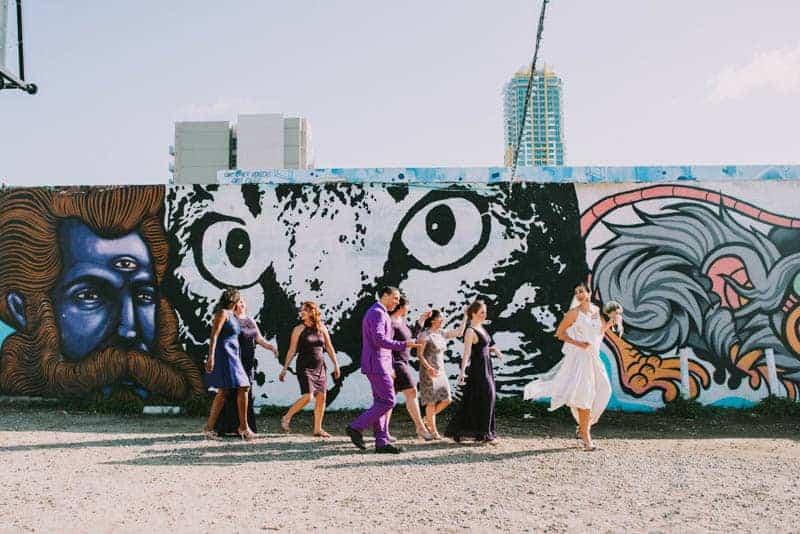 MODERN GATSBY GOES TO COACHELLA WEDDING WITH STARWARS (12)