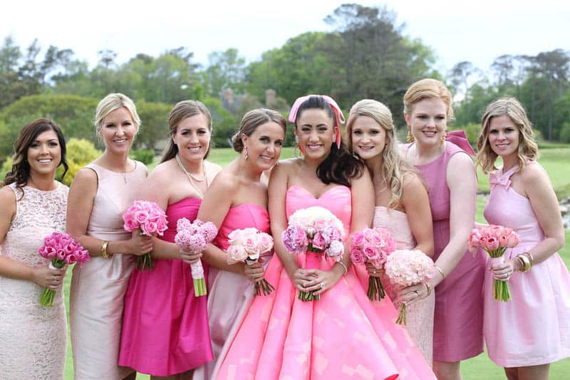 A FUN FLAMINGO EXTRAVAGANZA WEDDING WITH INFLUENCE FROM KATY PERRY AND GRAY MALIN (9)