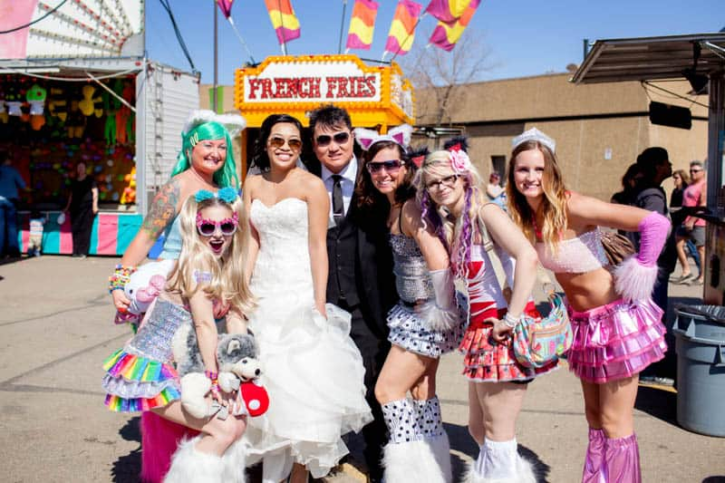 CLASSIC CARNIVAL WEDDING (11)