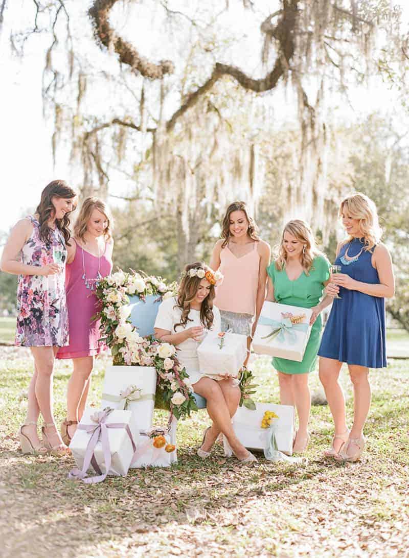 FLORAL SPRING BRIDAL SHOWER IDEAS (18)