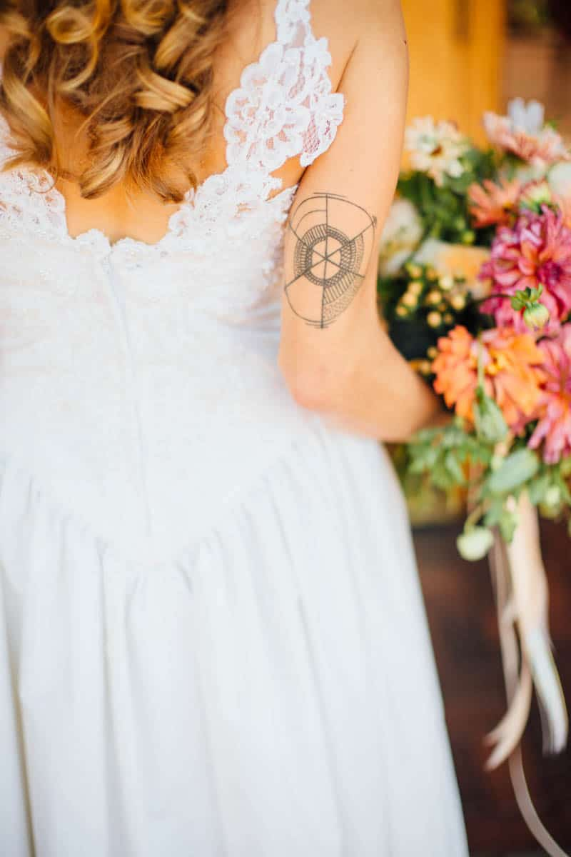 INTIMATE DIY HANDCRAFTED WEDDING IN A BREWERY (13)