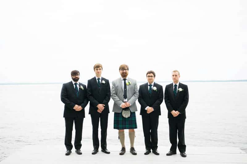 QUINTESSENTIALLY BRITISH & INTIMATE LAKESIDE WEDDING IN MAINE (14)
