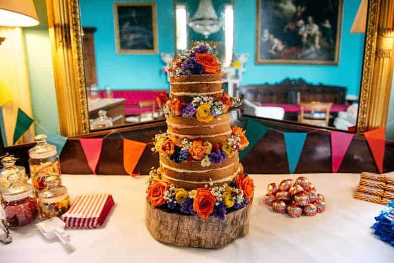 story book themed wedding at walcot hall, shropshire (23)
