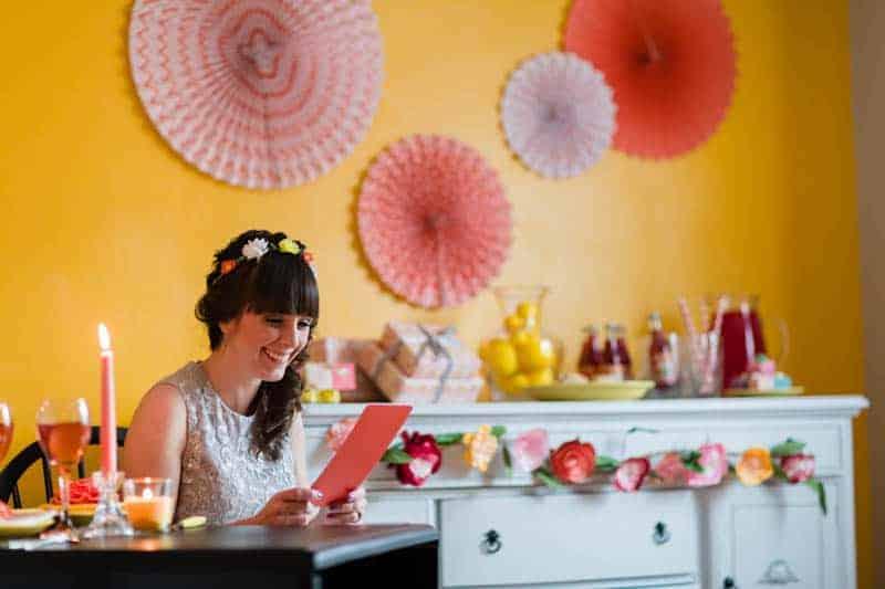 fun-colourful-yellow-coral-peach-wedding-and-bridal-shower-ideas-14
