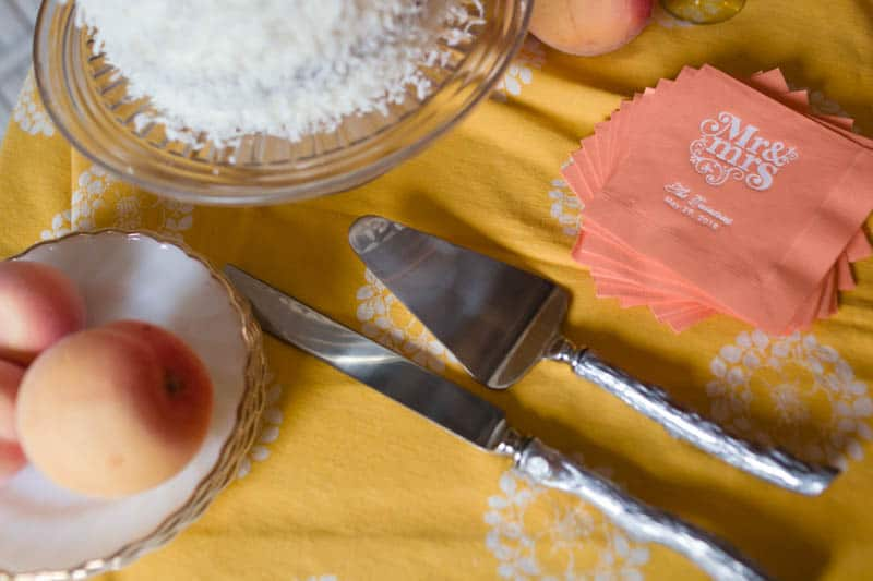 fun-colourful-yellow-coral-peach-wedding-and-bridal-shower-ideas-8