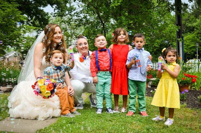 RAINBOW DOG RESCUE GAY WEDDING (8)