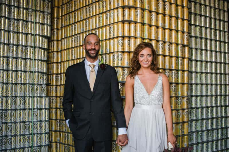 bee-themed-wedding-ideas-in-a-brewery-18