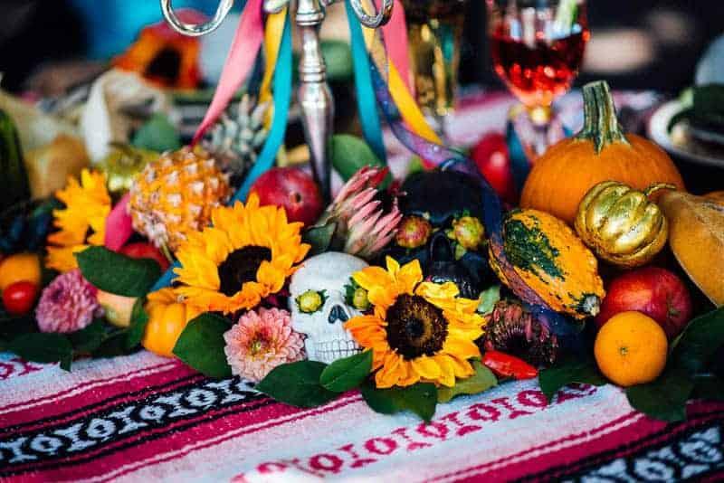 DAY OF THE DEAD WEDDING IDEAS | Bespoke-Bride: Wedding Blog