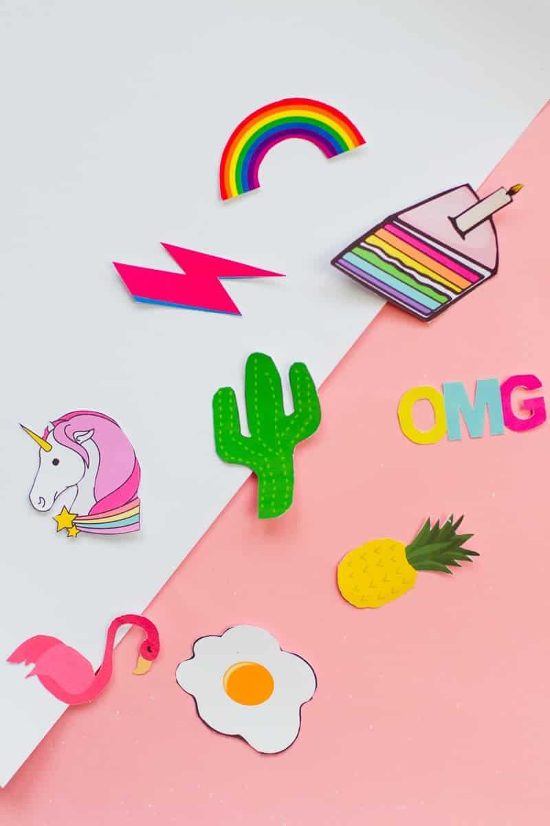 diy-flair-pumpkins-pin-stickers-fun-colourful-flair-game-halloween-decor-pink_-3