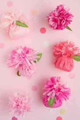 50 best paper flower tutorials bespoke bride wedding blog best paper flower tutorials for your wedding tissue mightylinksfo