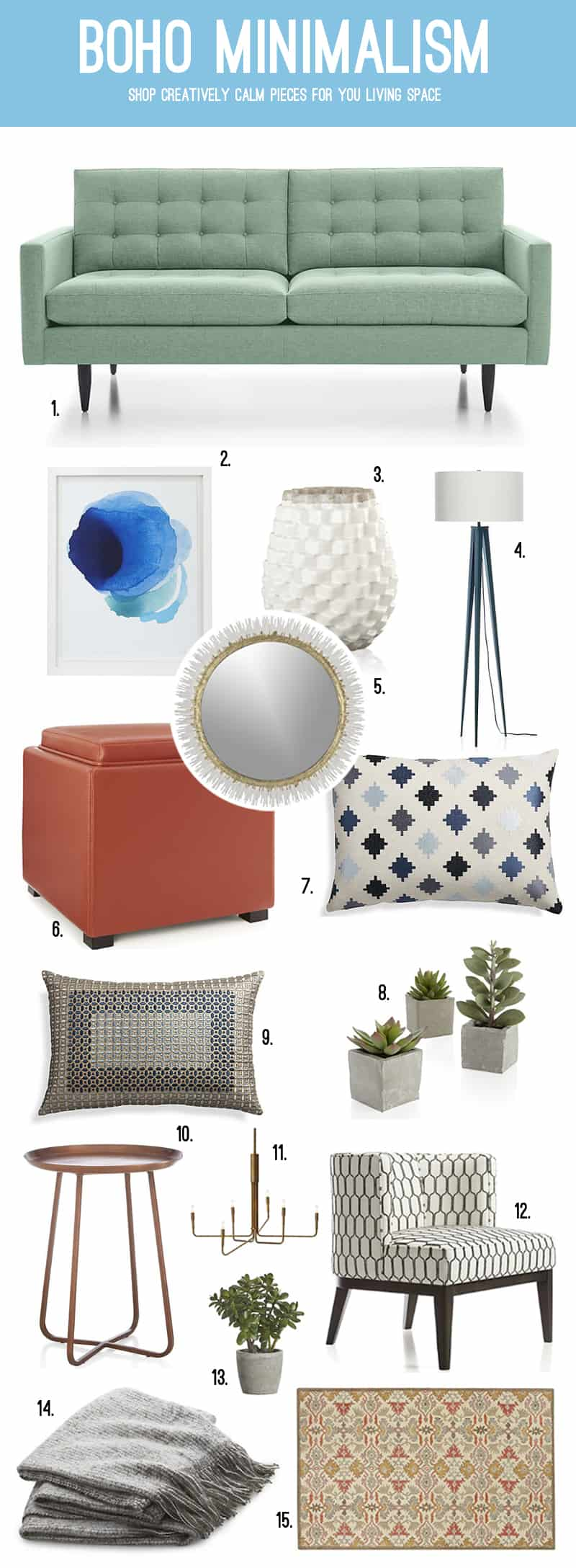 crate-barrel-wedding-registry-boho-living-minimal-geo