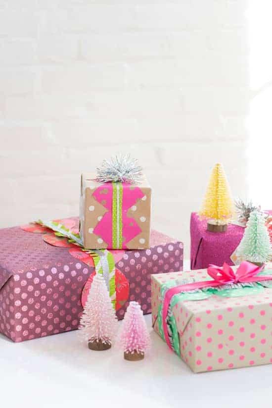 15 UNIQUE GIFT WRAP IDEAS FOR CHRISTMAS   Bespoke-Bride: Wedding Blog