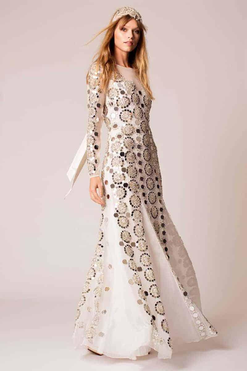 16 WEDDING DRESSES WITH SLEEVES | Bespoke-Bride: Wedding Blog