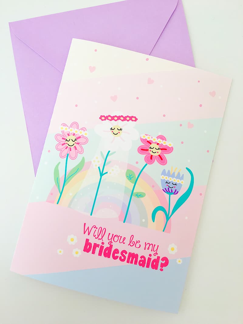 free-printable-be-my-bridesmaid-card-floral-flower-pretty-cute-rainbow-3