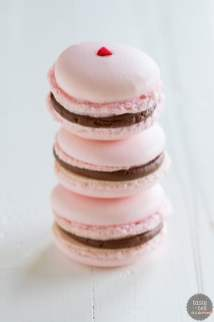 Chocolate-Cherry-French-Macarons-tasteandtellblog.com-1