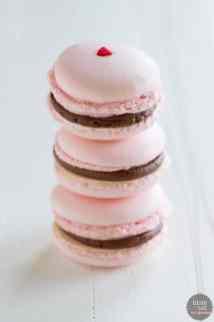Chocolate-Cherry-French-Macarons-tasteandtellblog.com-1