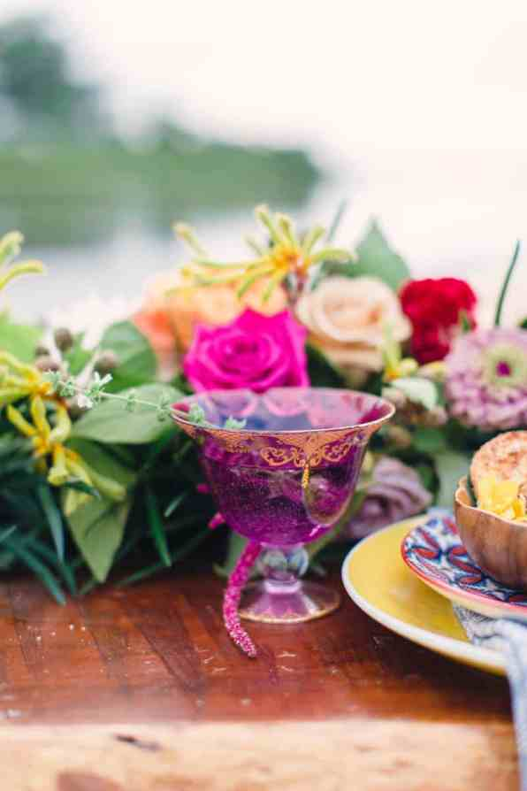 HOW TO STYLE A MOROCCAN BOHO BEACH WEDDING (12)
