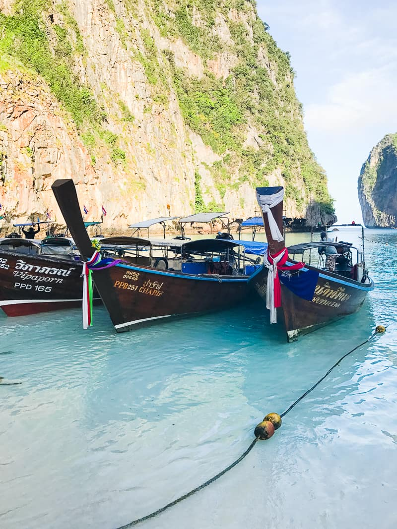 Phuket Thailand Travel Guide What to do Phi Phi where to stay food eating town honeymoon blogger-43