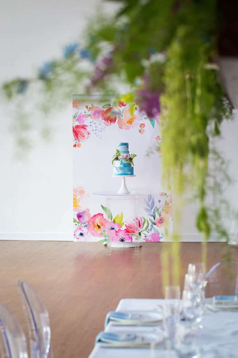 UNIQUE PANTONE WATERCOLOR WEDDING IDEAS (19)