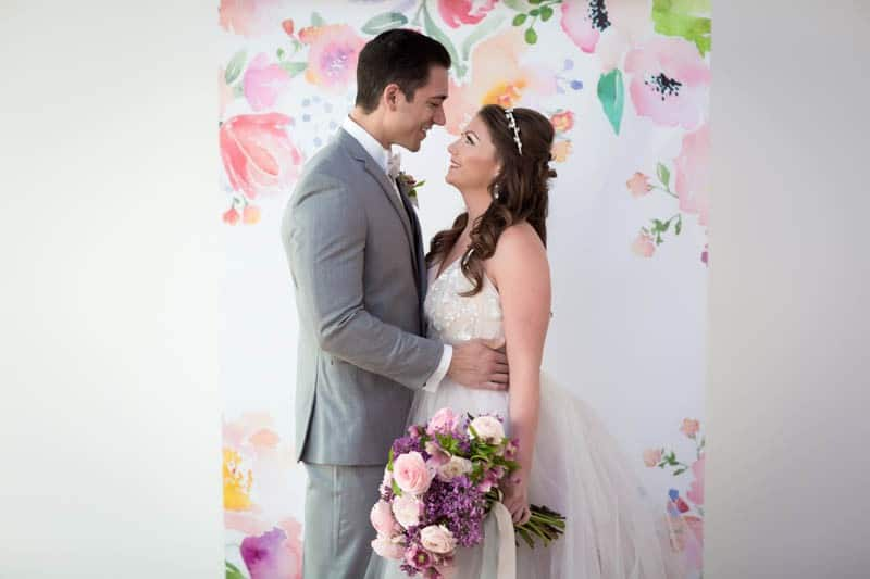 UNIQUE PANTONE WATERCOLOR WEDDING IDEAS (7)