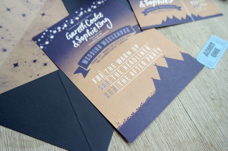 Make Your Own Wedding Invitations With Zazzle Bespoke Bride