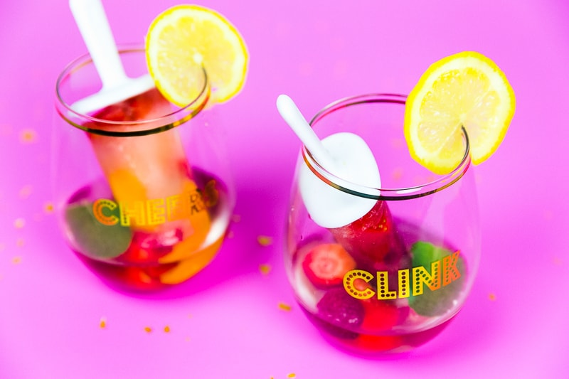 Boozy Adult Popsicles Lolly Ice Cocktail Recipe Drinks Summer Fruit-2