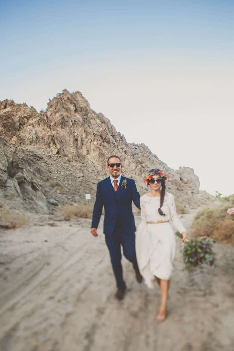COACHELLA INSPIRED FESTIVAL WEDDING IN THE DESERT (29)