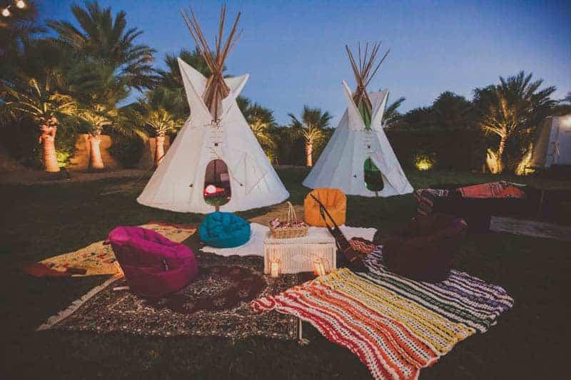 COACHELLA INSPIRED FESTIVAL WEDDING IN THE DESERT (43)