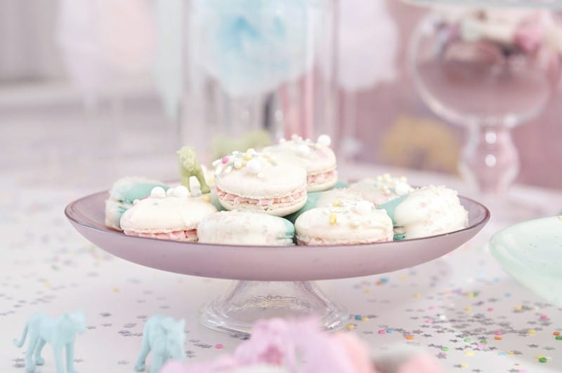 SWEET PINK PASTEL UNICORN BRIDAL SHOWER HEN PARTY SLEEPOVER (21)