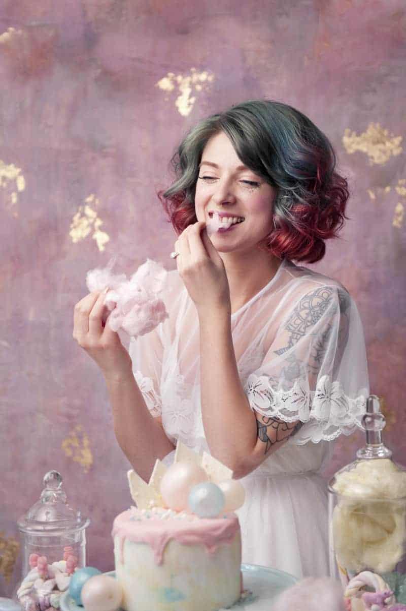 SWEET PINK PASTEL UNICORN BRIDAL SHOWER HEN PARTY SLEEPOVER (24)