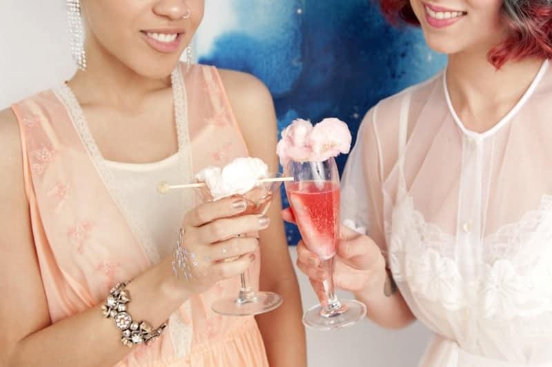 SWEET PINK PASTEL UNICORN BRIDAL SHOWER HEN PARTY SLEEPOVER (28)