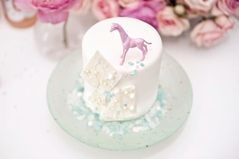 SWEET PINK PASTEL UNICORN BRIDAL SHOWER HEN PARTY SLEEPOVER (8)