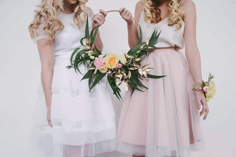 BOHEMIAN PASTEL CANDY THEMED BRIDAL SHOWER IDEAS (1)