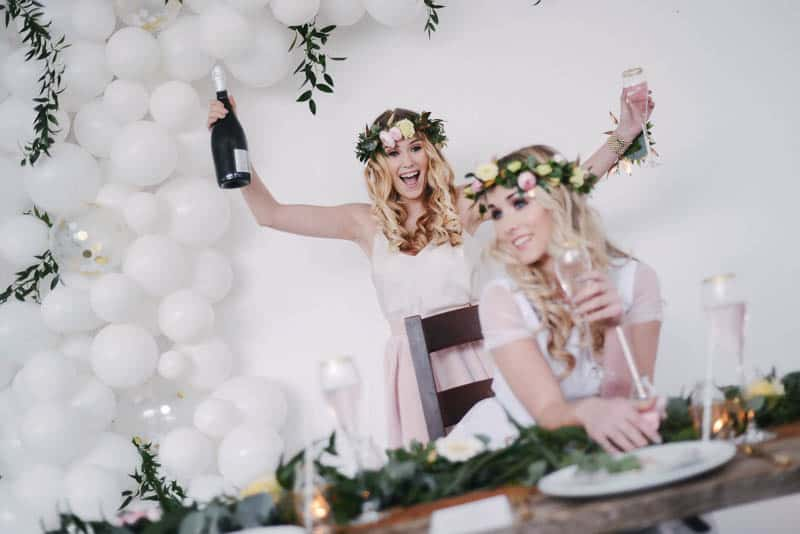 BOHEMIAN PASTEL CANDY THEMED BRIDAL SHOWER IDEAS (15)