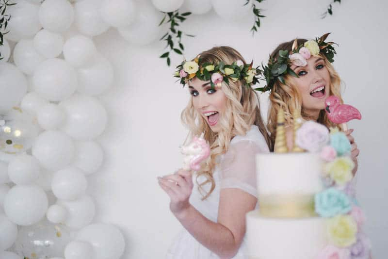 BOHEMIAN PASTEL CANDY THEMED BRIDAL SHOWER IDEAS (21)