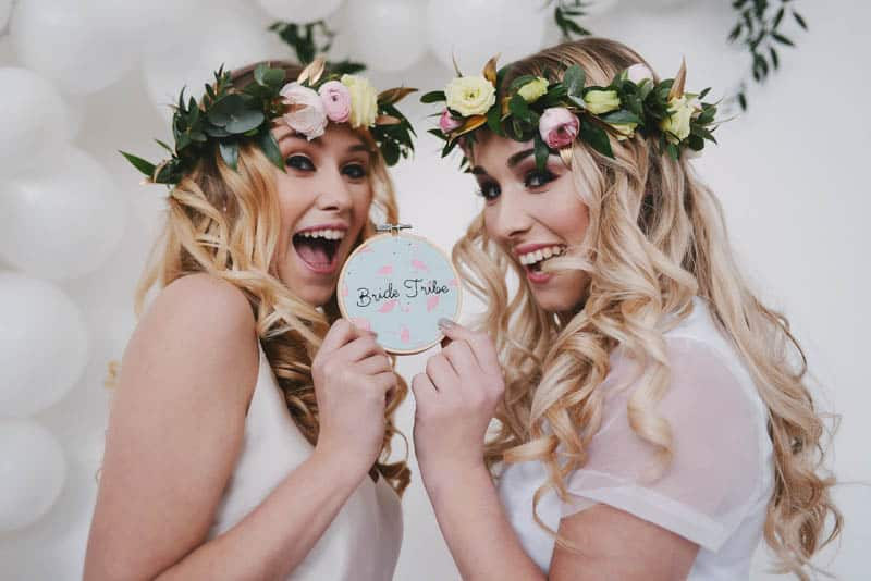 BOHEMIAN PASTEL CANDY THEMED BRIDAL SHOWER IDEAS (3)